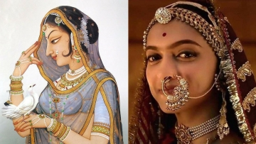 Deepika Padukone plays Rani Padmini in upcoming film <i>Padmavati</i>.
