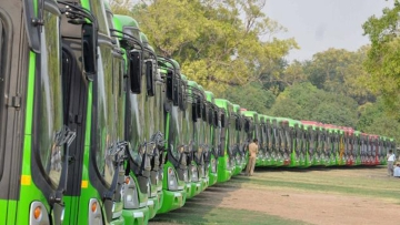 The DTC needs to procure  more buses to meet the capital's transport requirements.
