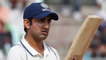 Gautam Gambhir was included as a government nominee in the Delhi & District Cricket Association's Managing Committee. However, he wasn't allowed to dispense his duties.