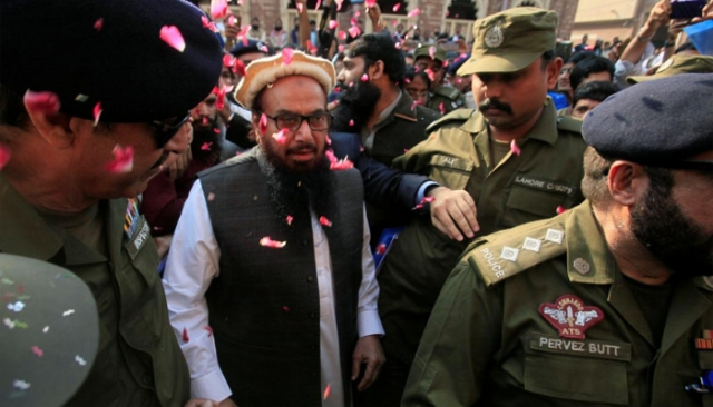 Hafiz Saeed is the founder of the Lashkar-e-Toiba, the terror outfit allegedly behind the 26/11 attacks on Mumbai.