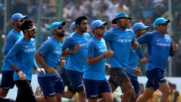 Indian cricketers are now undergoing a DNA test that reveals their genetic fitness blueprint.