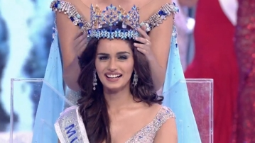 Manushi Chhillar became Miss World 2017 on 18 November.