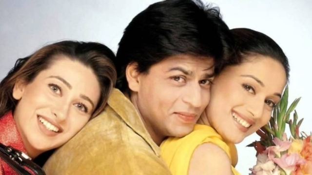Tanuja Chandra's earlier film as a writer<i>, Dil to Pagal Hai </i>