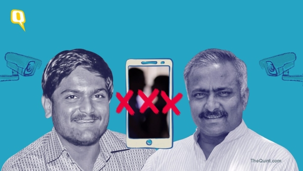 Hardik Patel (L), Sanjay Joshi (R). Image used for representational purposes.