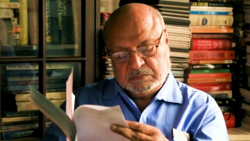 Shyam Benegal has been selected for the prestigious 'V. Shantaram Lifetime Achievement Award'.