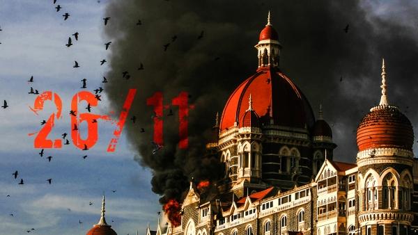 The Taj Hotel in Mumbai 26/11 attack.