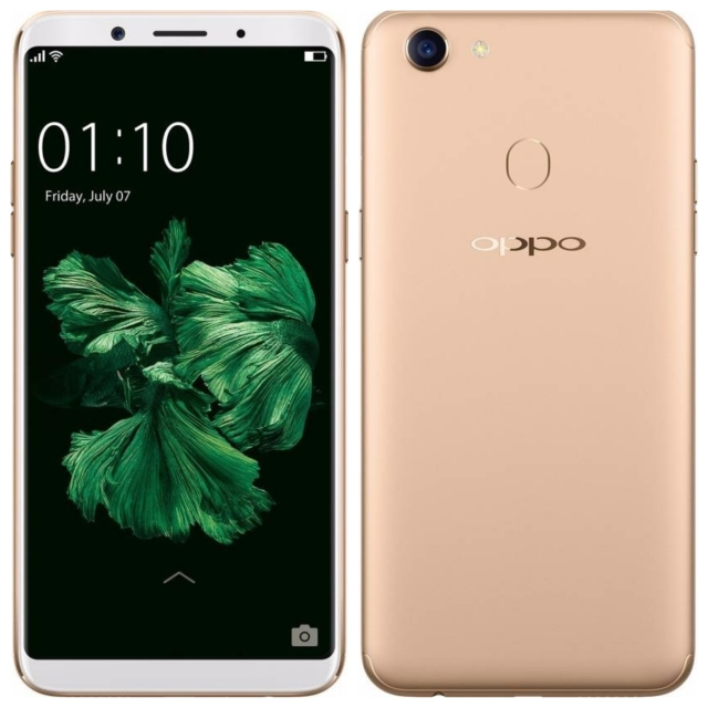 OPPO F5, the phone that promises to #CaptureTheRealYou