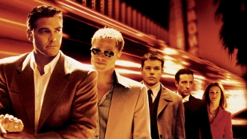 The <i>Ocean's Eleven</i> team.