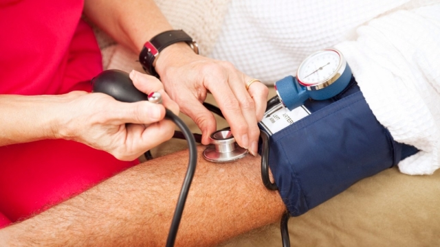 While high blood pressure doesn't always cause symptoms, it still affects the body and puts a person at risk for long-term health problems.
