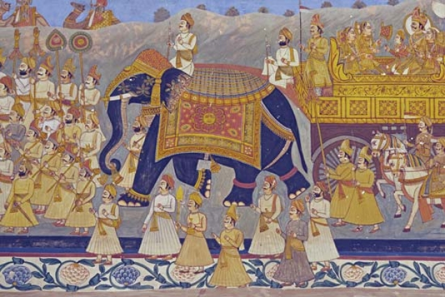 17th and 18th century Rajput literature has translated Jayasi's 'Padmavat' as the ultimate heroic sacrifice of the virtuous queen against the demonic Muslim invader.