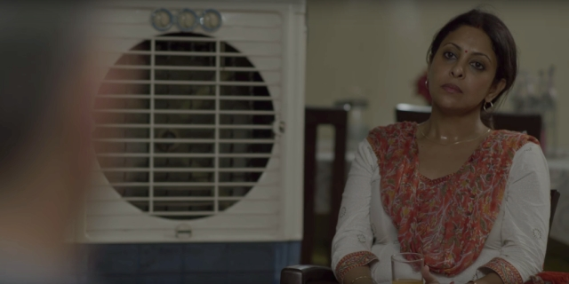 Shefali Shah in <i>Juice.</i>