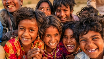 Children's Day is a good time to celebrate the progress we have made in advancing the welfare of children in India.