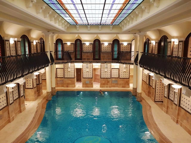 Public baths (hamams) paved the way for Budapest becoming a spa destination way back in the 19th century.