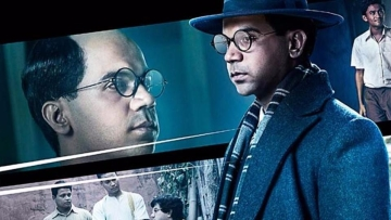 Rajkummar Rao essays the character of Netaji Subhash Chandra Bose in the web series, <i>Bose: Dead/Alive.</i>