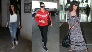 Kriti Sanon, Sridevi, and Chitrangada Singh are setting style standards.