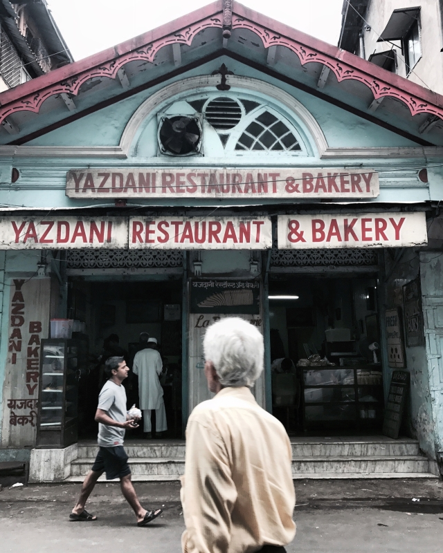 Yazdani Bakery, Fort, Mumbai has been around since the World War.