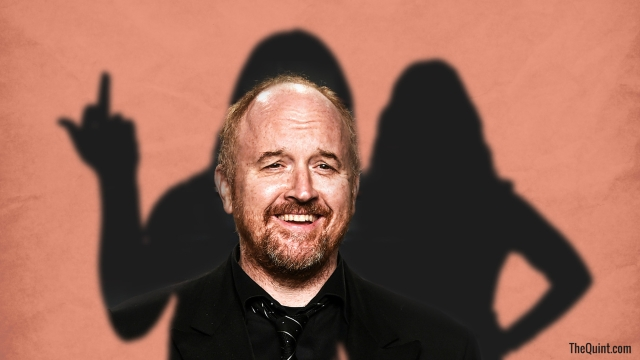 Louis CK has been accused of sexual harassment by several women.