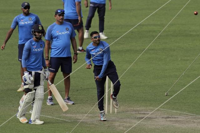 Ravindra Jadeja and Ravichandran Ashwin are back in the Indian team for the Test series against Sri Lanka