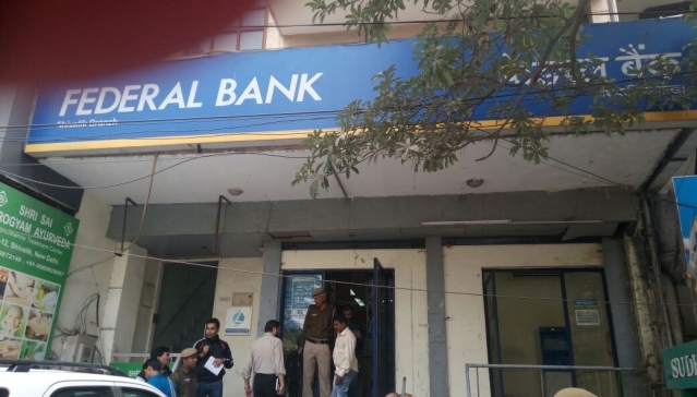 The bank from where Sethi withdrew money