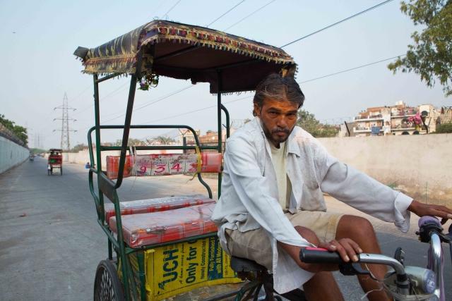 Vijay Kumar frequently drives between Vidhan Sabha metro station and Majnu Ka Tila- Chandrawal Bast in north Delhi.