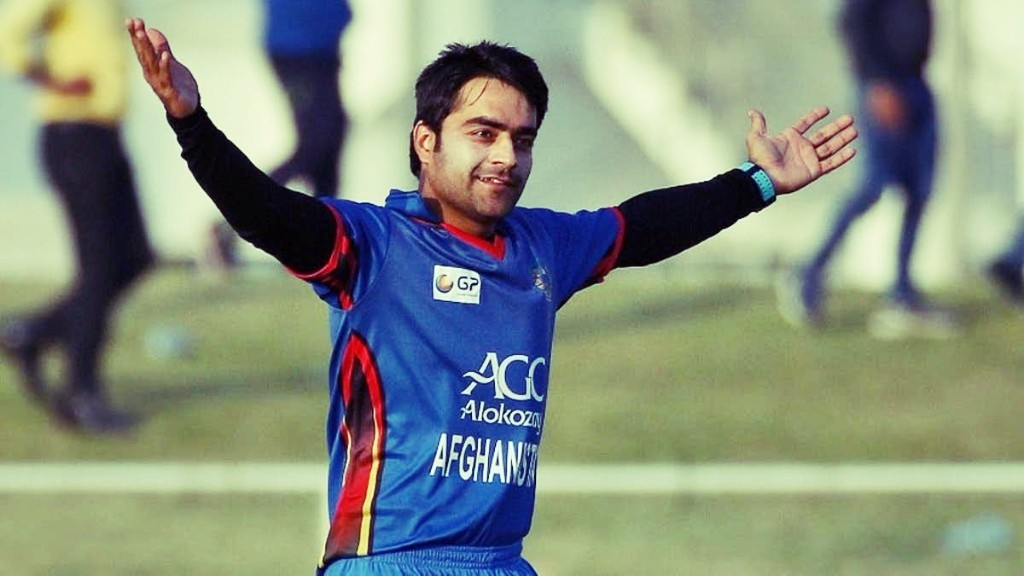 Spin Superstar Rashid Khan Concedes Most Runs in a World Cup Game