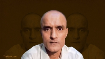 Indian national Kulbhushan Jadhav has been accused of espionage by Pakistan and was sentenced to death on 10 April 2017. (Photo: <b>The Quint</b>)