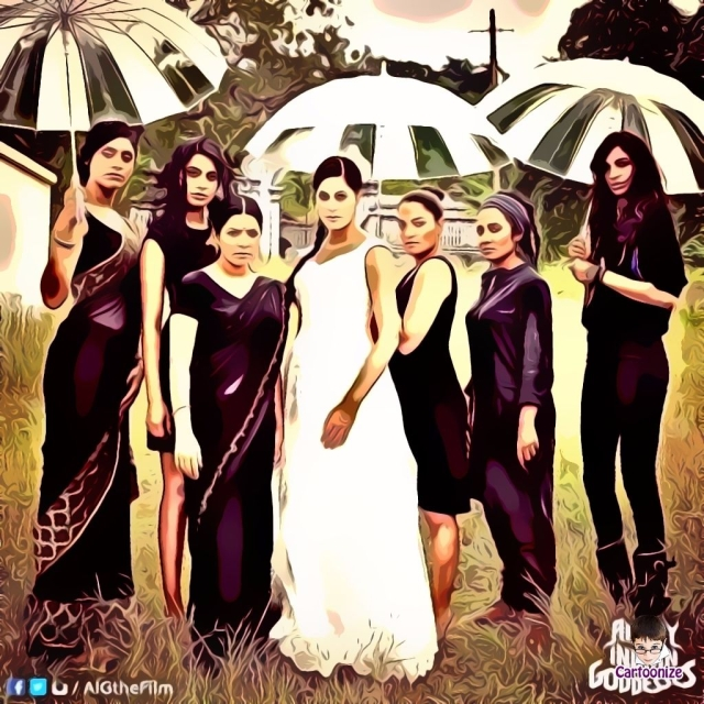 Angry Indian Goddesses.