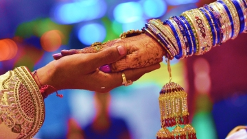 Once you've become '<i>shaadi </i>material', you're a prized catch in the  marriage market.