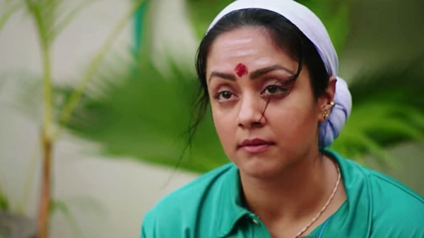 Director Bala's <i>Naachiyar </i>stars Jyothika and GV Prakash. It's compelling but a few layers short of a Bala film.