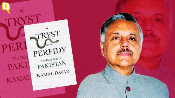 Retd Lt General Kamal Davar's latest book traces the roots of the 'Pakistani Deep State' to its national psyche, which is still rooted in the two-nation theory.