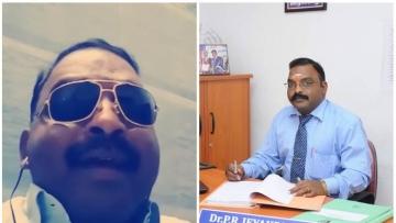 Dr P R Jeyakrishnan