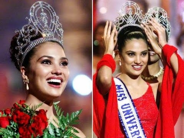 Lara Dutta, actress and Model, was crowned Miss Universe in 2000.