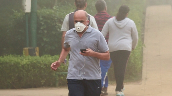 Everyone is worried about what they should or should not be doing to protect themselves from the severe pollution.