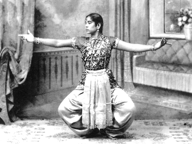 Balasaraswati was the source of what is today Bharatanatyam. It is through her that the art form was passed on to those outside the Devadasi community.