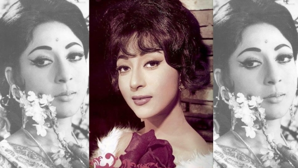 Mala Sinha's ability to emote with her eyes dazzled the audience.