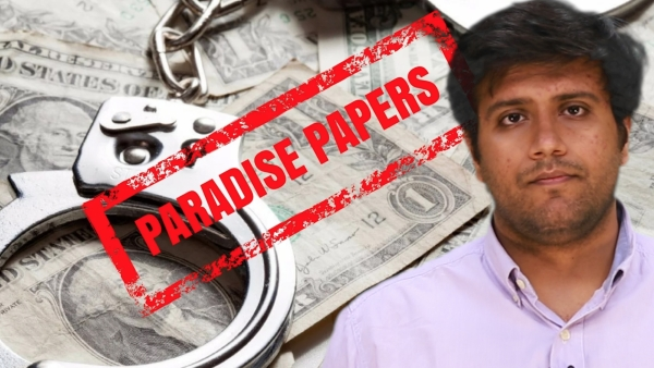 Have the people named in the Paradise Papers done anything illegal?