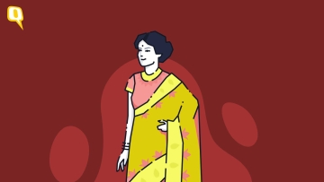 A recent piece carried by The New York Times has linked sari with the BJP-led government's Hindutva agenda.