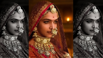 Deepika Padukone in a still from <i>Padmaavat</i>.