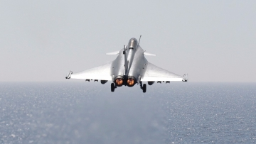 Representational image of a Rafale aircraft.
