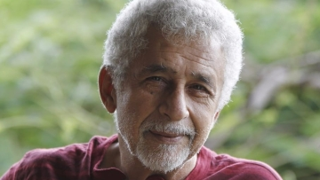 Naseeruddin Shah won over the Prithvi Theatre audience with his poetry recitation recently.