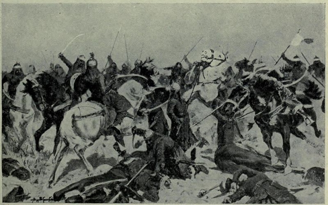 The Second Battle of Tarain.