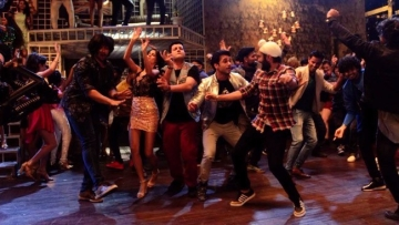 <i>Fukrey Returns</i> is out with a new party song<i> Mehbooba.</i>