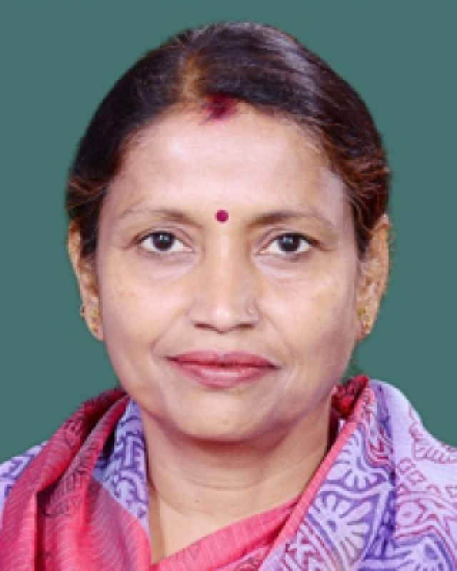 Union Minister Krishna Raj. (File Photo: IANS)