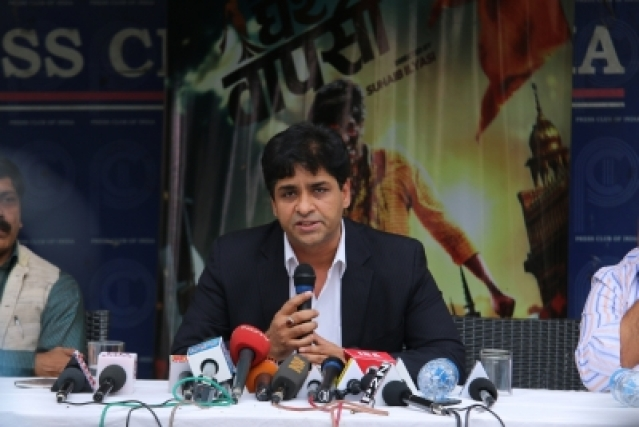 Television producer Suhaib Ilyasi. (File Photo: IANS)