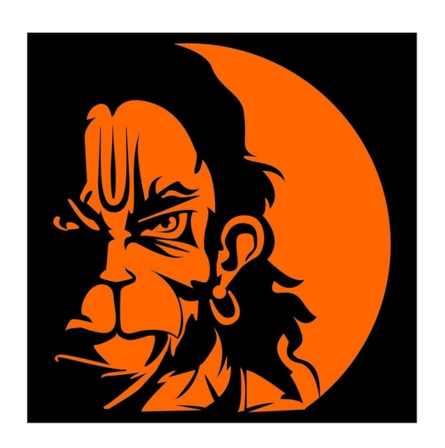 why are today s gods angry lessons from the angry hanuman image