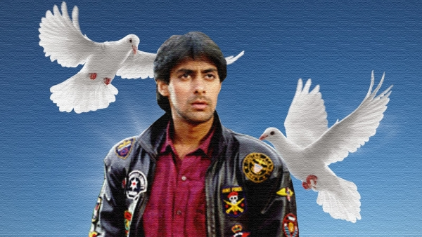 Did you know <i>Maine Pyar Kiya</i> is a two-hero film?