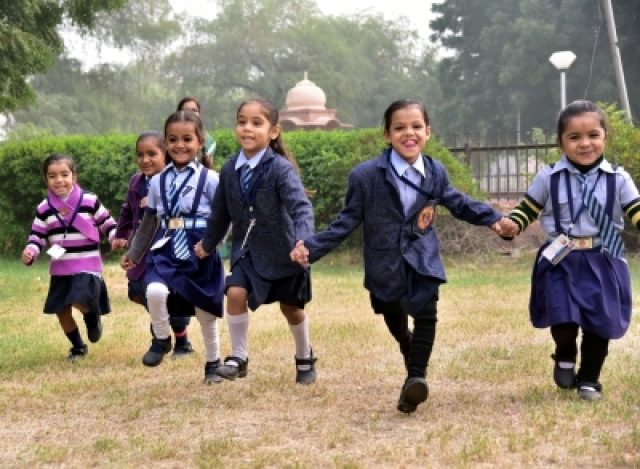 Girls students. (File Photo: IANS)