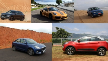 There were over 24 cars launched during the year. We pick some of the better one's we have reviewed.