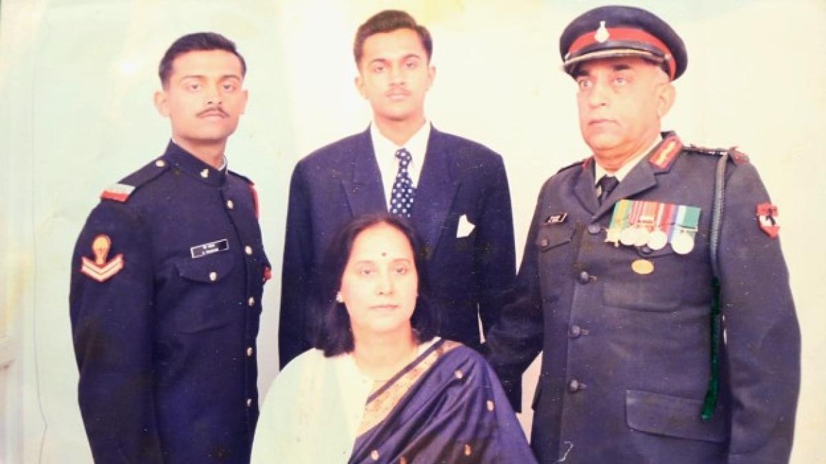 A Kargil War Hero's Last Letter: Father Reads Son's Final