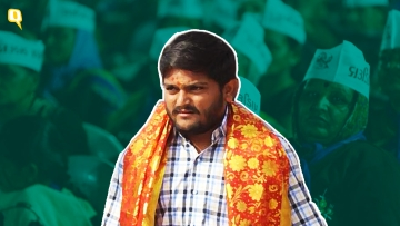 Hardik needs some time and perhaps work harder to become a true leader of the Patidars.